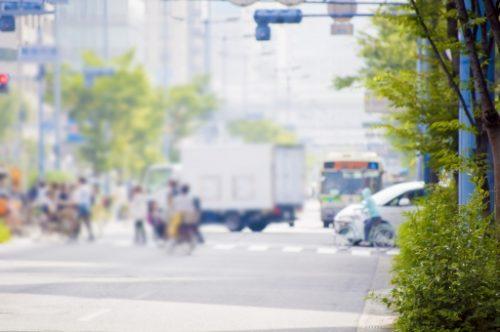 福島県の街並み