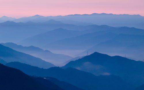和歌山の山