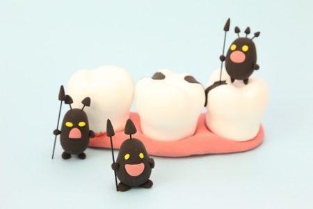 虫歯を治療せずに放置