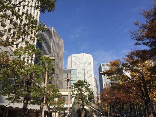 大阪梅田駅前